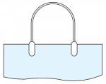 rigid-clip-loop-handle