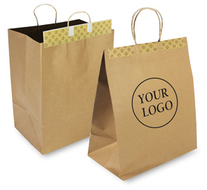 To Use The Seal 2 Go Kraft Paper Bag